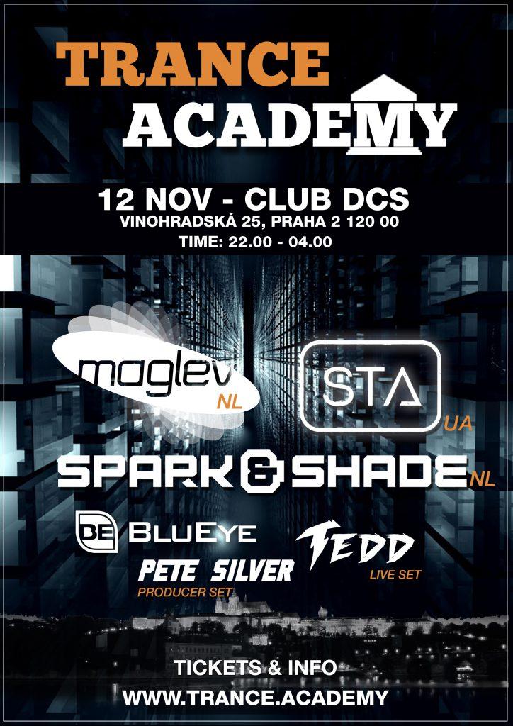 Trance Academy Prague